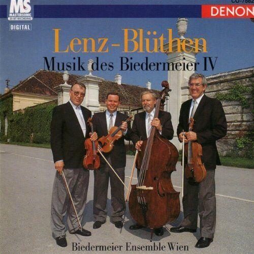 Biedermeier Ensemble Wien - Musik des Biedermeier IV - Preis vom 23.01.2021 06:00:26 h