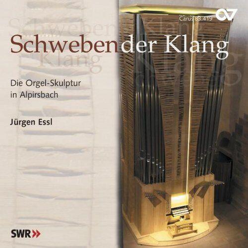 Jürgen Essl - Schwebender Klang - Die Orgelskulptur in Alpirsbach - Preis vom 20.10.2020 04:55:35 h