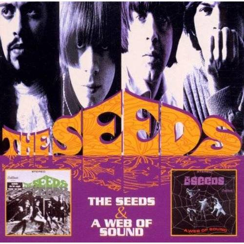 the Seeds - Seeds/Web of Sounds - Preis vom 19.10.2020 04:51:53 h