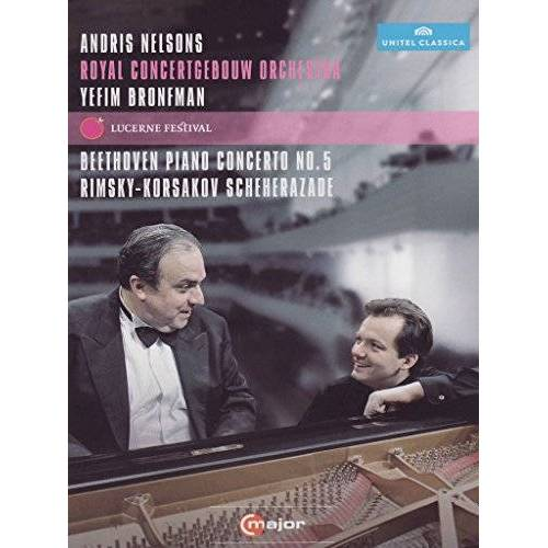 Andris Nelsons - Andriss Nelsons: At Lucerne Festival - Preis vom 24.01.2021 06:07:55 h