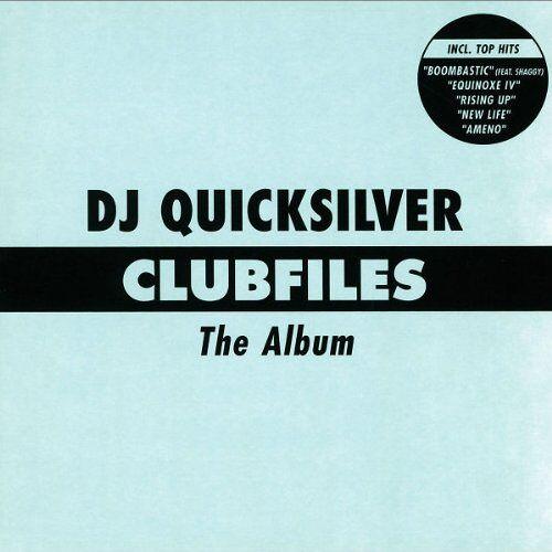 DJ Quicksilver - Clubfiles-the Album - Preis vom 30.05.2020 05:03:23 h