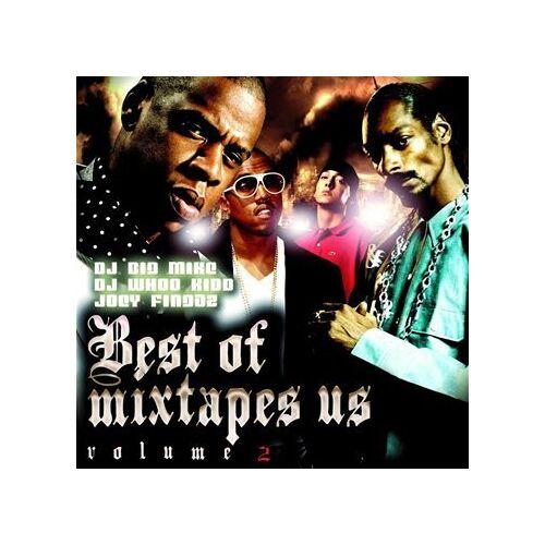 Various - Best of Mixtape Us Vol.2 - Preis vom 20.10.2020 04:55:35 h