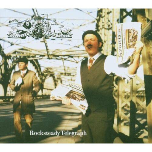 Santeria & The Porn Horns - Rocksteady Telegraph - Preis vom 09.05.2021 04:52:39 h
