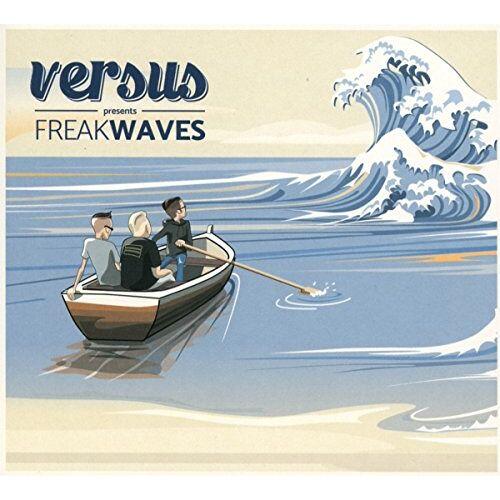 Versus - Freakwaves (Lim. Digipak) - Preis vom 09.07.2019 06:13:22 h
