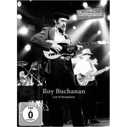Roy Buchanan - ROY BUCHANAN: Live At Rockpalast - Preis vom 20.10.2020 04:55:35 h