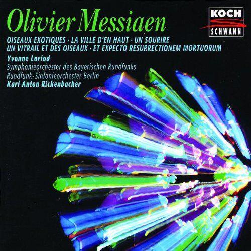 Loriod - Werke für Klavier und Orchester - Preis vom 04.05.2021 04:55:49 h