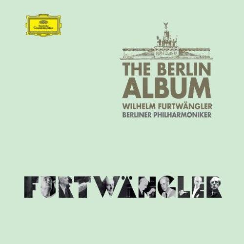 Wilhelm Furtwängler - Furtwängler the Berlin Album - Preis vom 23.02.2021 06:05:19 h