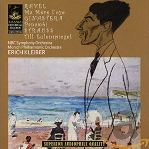 Kleiber - Erich Kleiber Dirigiert - Preis vom 10.09.2020 04:46:56 h