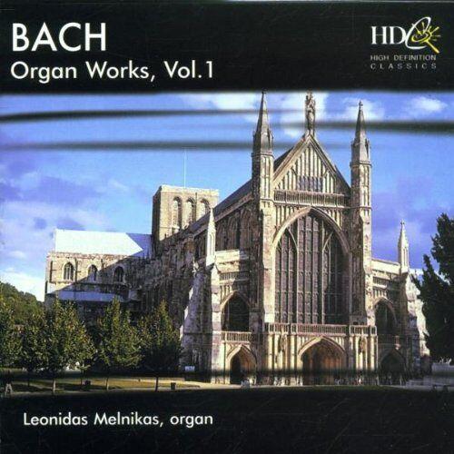 Leonidas Melnikas - Orgelwerke Vol, 1 - Preis vom 14.04.2021 04:53:30 h
