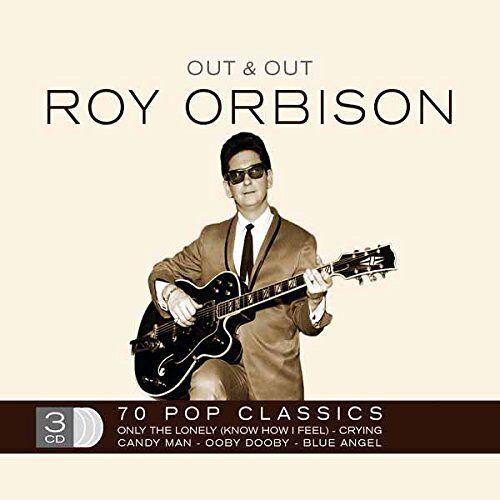 Roy Orbison - Roy Orbison X 3 CD - Preis vom 08.05.2021 04:52:27 h