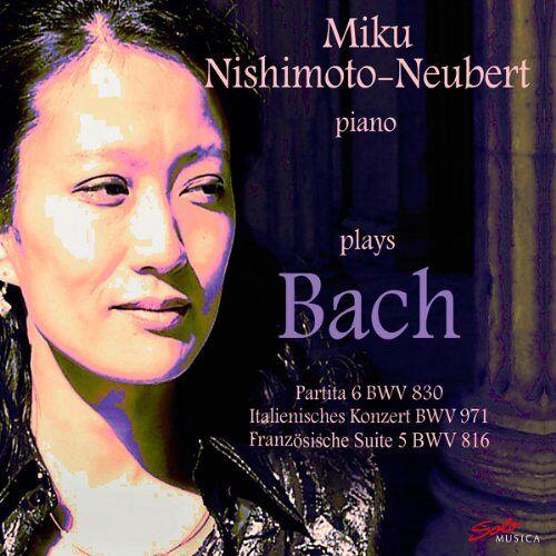 Miku Nishimoto-Neubert - Nishimoto-Neubert Plays Bach - Preis vom 24.02.2021 06:00:20 h
