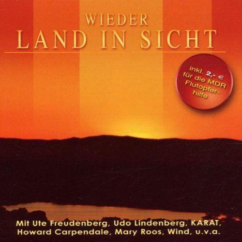 Ute Freudenberg - Wieder Land in Sicht - Preis vom 03.05.2021 04:57:00 h