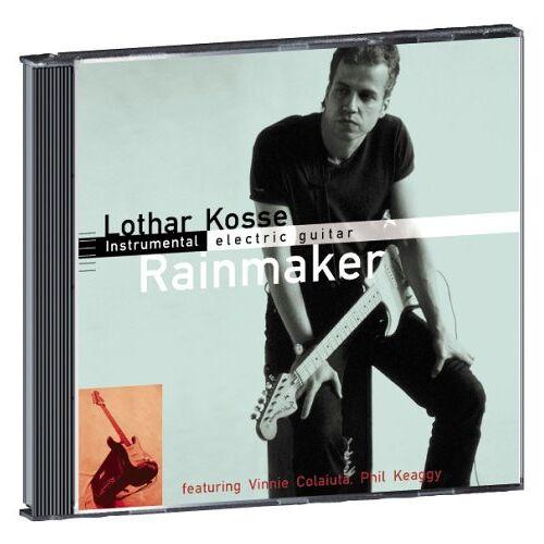 Lothar Kosse - Rainmaker - Preis vom 27.02.2021 06:04:24 h