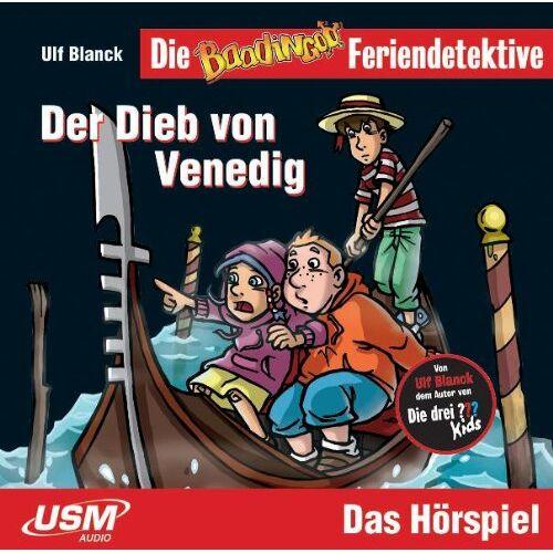 die Feriendetektive - Die Feriendetektive. Der Dieb von Venedig - Preis vom 12.05.2021 04:50:50 h