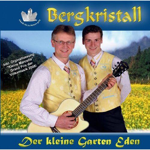 Bergkristall - Der kleine Garten Eden - Preis vom 25.02.2021 06:08:03 h