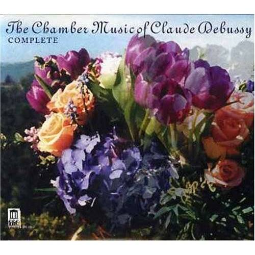 C. Debussy - Chamber Music of Debussy - Preis vom 20.10.2020 04:55:35 h