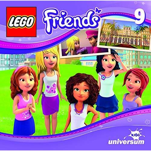 Lego Friends - Lego Friends (CD 9) - Preis vom 09.12.2019 05:59:58 h