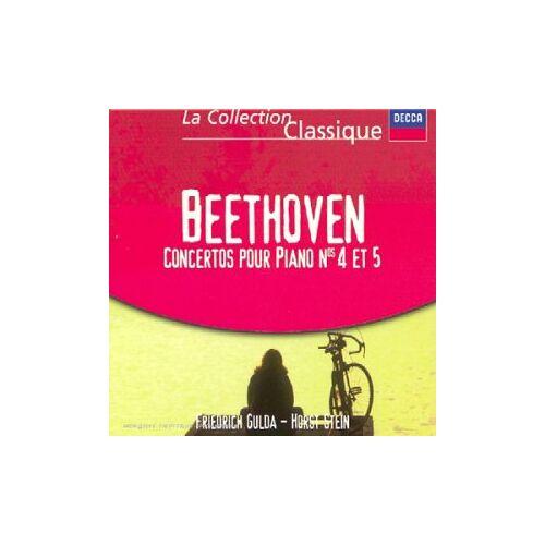 Beethoven - Beethoven/Ctos Piano 4-5 - Preis vom 20.10.2020 04:55:35 h
