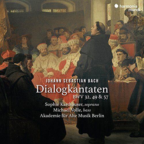 Sophie Karthaeuser - Dialogkantaten - Preis vom 09.12.2019 05:59:58 h