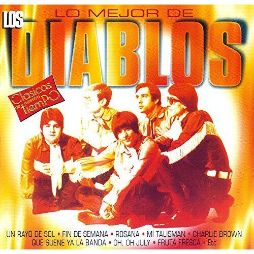 Los Diablos - Lo Mejor De Los Diablos - Preis vom 07.05.2021 04:52:30 h