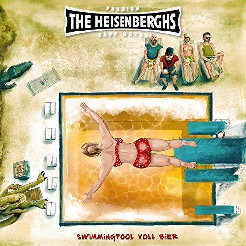 the Heisenberghs - Swimmingpool Voll Bier - Preis vom 04.09.2020 04:54:27 h