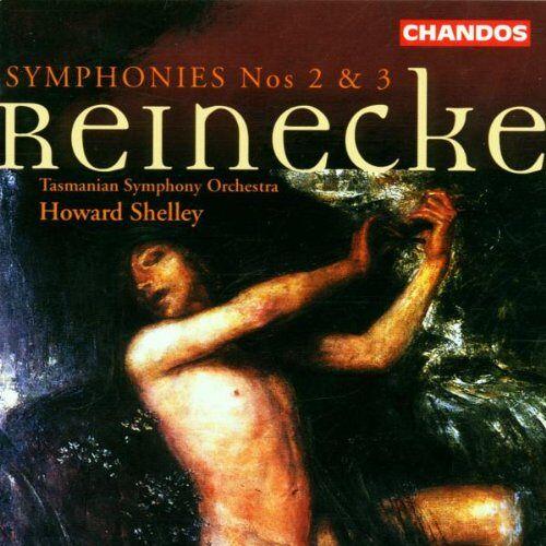 Shelley - Reinecke: Sinfonien 2 & 3 - Preis vom 13.05.2021 04:51:36 h