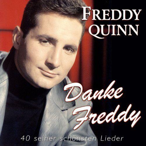 Freddy Quinn - Danke Freddy - Preis vom 27.02.2021 06:04:24 h