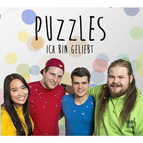 puzzles - Ich bin geliebt - Preis vom 01.03.2021 06:00:22 h