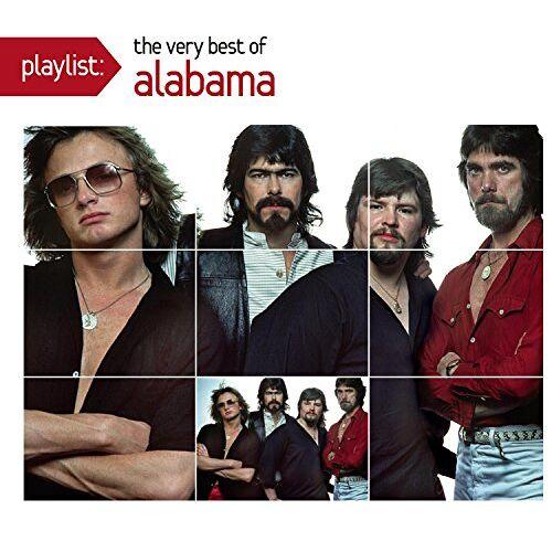 Alabama - Playlist: the Very Best of Alabama - Preis vom 17.04.2021 04:51:59 h