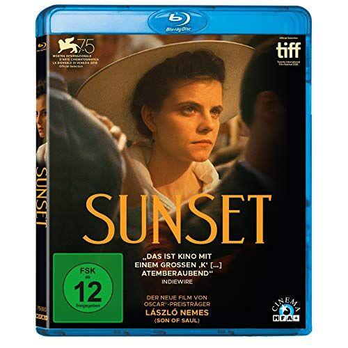 Laszlo Nemes - Sunset [Blu-ray] - Preis vom 13.05.2021 04:51:36 h