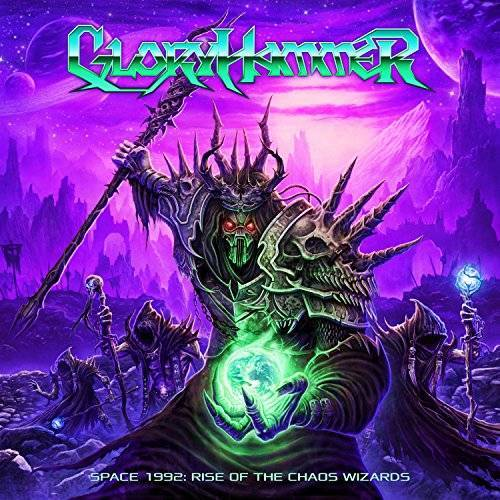 Gloryhammer - Space 1992: Rise Of The Chaos Wizards - Preis vom 06.03.2021 05:55:44 h