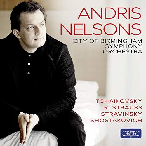 Andris Nelsons - Andris Nelsons Dirigiert - Preis vom 10.04.2021 04:53:14 h