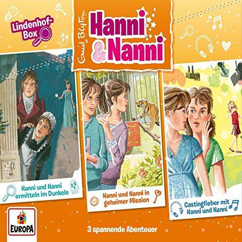 Hanni und Nanni - 15/3er Box-Lindenhofbox (Folgen 49/51/52) - Preis vom 14.05.2021 04:51:20 h