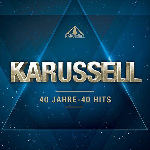 Karussell - 40 Jahre-40 Hits - Preis vom 24.05.2020 05:02:09 h