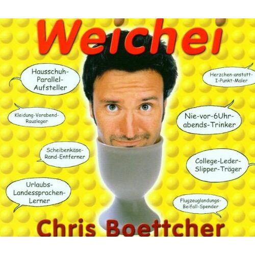 Chris Boettcher - Weichei - Preis vom 20.10.2020 04:55:35 h