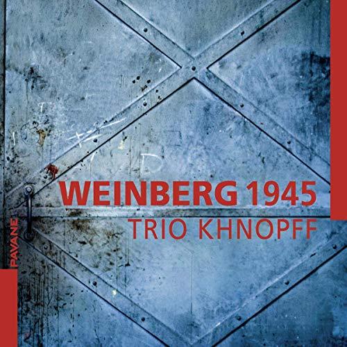 Trio Khnopff - Weinberg: Klaviertrio Op.24 / Sonate Op.21/+ - Preis vom 20.10.2020 04:55:35 h