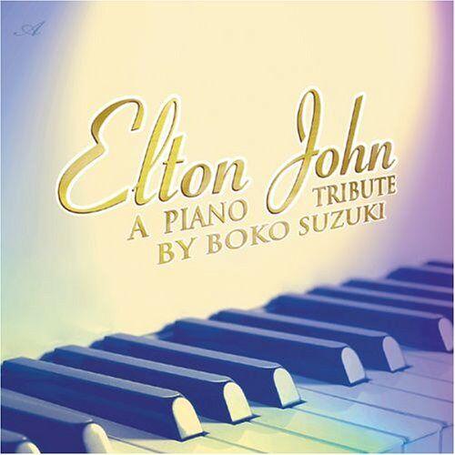 Boko Suzuki - Elton John - A Piano Tribute By Boko Suzuki - Preis vom 11.10.2019 05:05:18 h