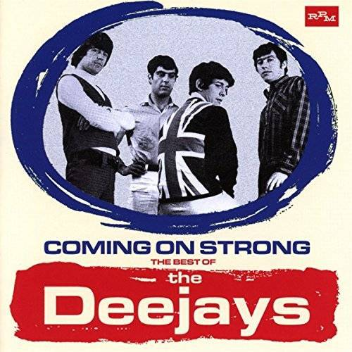 the Deejays - Coming on Strong-the Best of the Deejays - Preis vom 21.01.2021 06:07:38 h