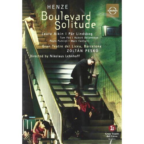 Nikolaus Lehnhoff - Henze, Hans Werner - Boulevard Solitude (Gran Teatre del Liceau) - Preis vom 19.01.2021 06:03:31 h