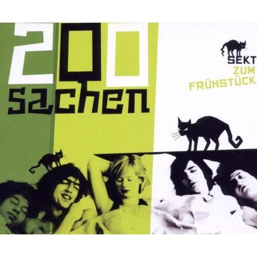 200 Sachen - Sekt Zum Frühstück - Preis vom 12.02.2020 05:58:47 h