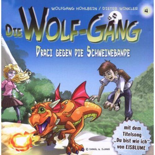 die Wolf-Gäng - Vol.4 Draci Gegen die Schweinebande - Preis vom 06.05.2021 04:54:26 h
