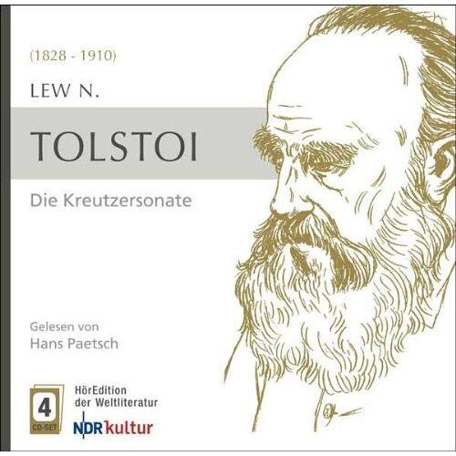 Hans Paetsch - Die Kreutzersonate - Preis vom 16.04.2021 04:54:32 h
