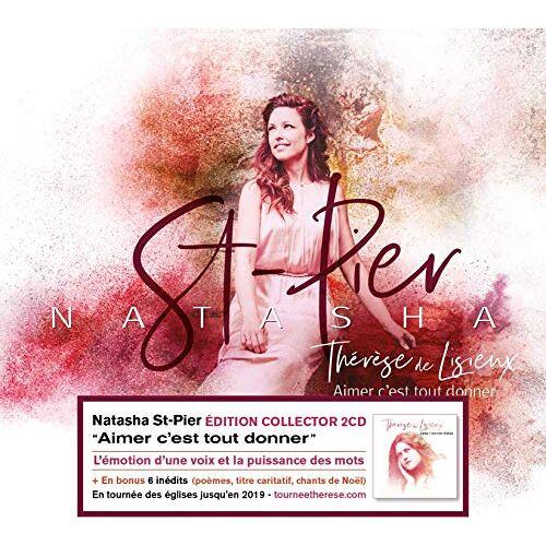 Natasha St-Pier - Natasha St Pier - Aimer C'est Tout Donner Ed.Collect - Preis vom 24.01.2021 06:07:55 h