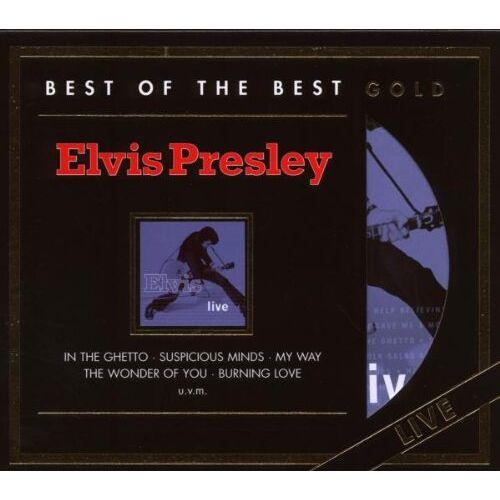 Elvis Presley - Elvis Live - Preis vom 14.04.2021 04:53:30 h