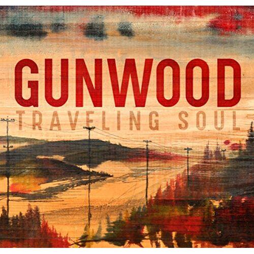 Gunwood - Traveling Soul - Preis vom 13.05.2021 04:51:36 h