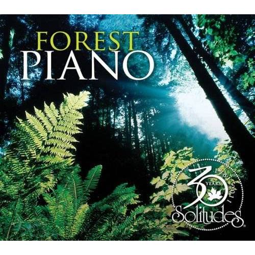 Solitudes - Forest Piano 30th - Preis vom 20.10.2020 04:55:35 h