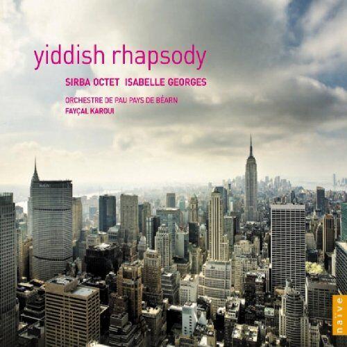 I. Georges - Yiddish Rhapsody - Preis vom 12.08.2019 05:56:53 h