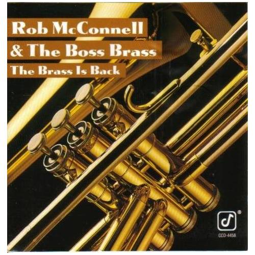 Rob Mcconnell - The Brass Is Back - Preis vom 11.05.2021 04:49:30 h