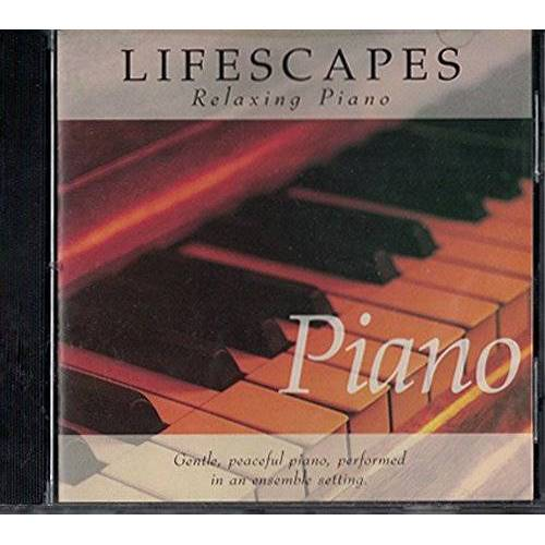 Rob Arthur - [CD] Lifescapes, Relaxing Piano (UK Import) - Preis vom 07.05.2021 04:52:30 h