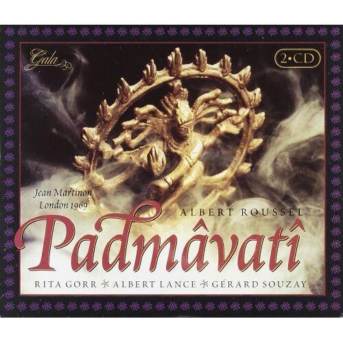Albert Roussel - Padmavati - Preis vom 24.02.2021 06:00:20 h